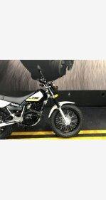 2019 Yamaha TW200 for sale 200715117