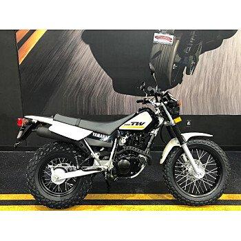 2019 Yamaha TW200 for sale 200715131