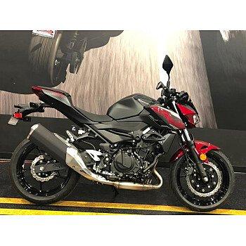 2019 Kawasaki Z400 for sale 200715160