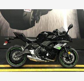 2019 Kawasaki Ninja 650 ABS for sale 200715393
