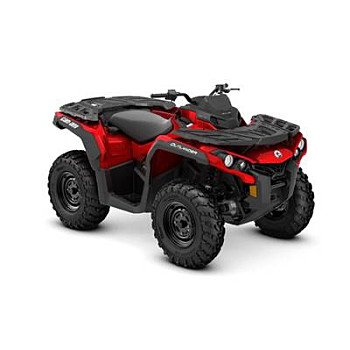 2019 Can-Am Outlander 650 for sale 200715533