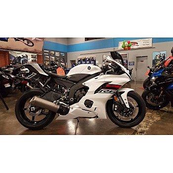2019 Yamaha YZF-R6 for sale 200715636