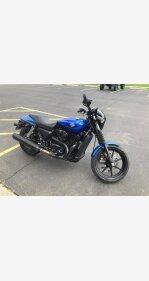 2018 Harley-Davidson Street 500 for sale 200716201