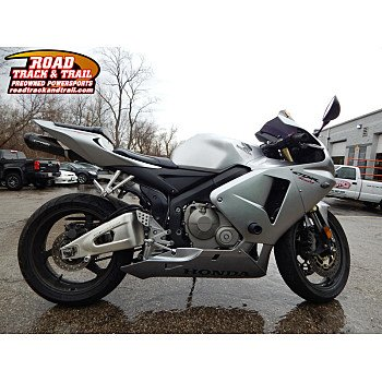 2006 Honda CBR600RR for sale 200716559