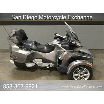2011 Can-Am Spyder RT for sale 200716740