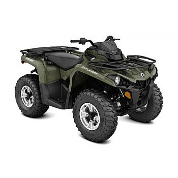 2019 Can-Am Outlander 570 DPS for sale 200716799