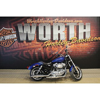 2017 Harley-Davidson Sportster SuperLow for sale 200716880