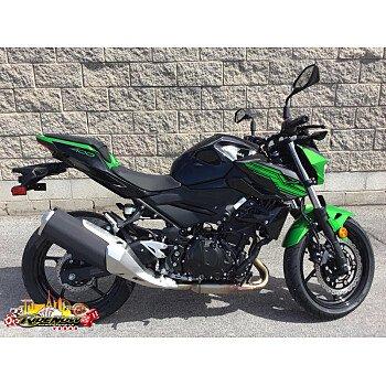 2019 Kawasaki Z400 for sale 200717095