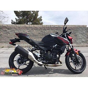 2019 Kawasaki Z400 for sale 200717097