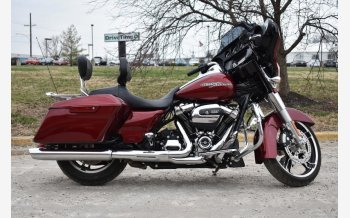 2017 Harley-Davidson Touring Street Glide Special for sale 200717249