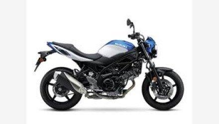 2018 Suzuki SV650 for sale 200717394