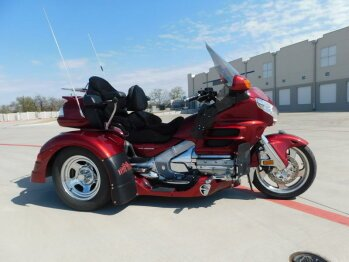 1998 Honda Gold Wing Motorcycles For Sale Motorcycles On Autotrader