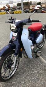 2019 Honda Super Cub C125 for sale 200719192