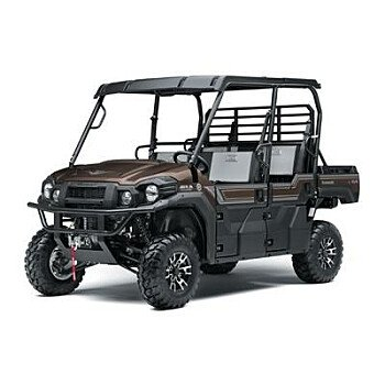 2019 Kawasaki Mule PRO-FXR for sale 200719496
