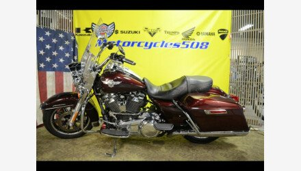 2018 Harley-Davidson Touring Road King for sale 200719621