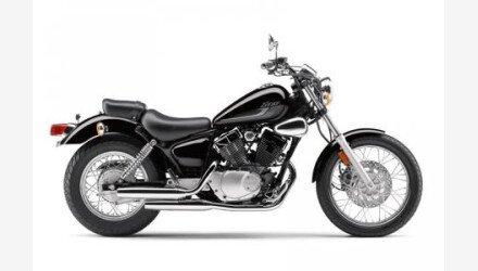 2018 Yamaha V Star 250 for sale 200719769