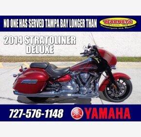 2014 Yamaha Stratoliner for sale 200719828