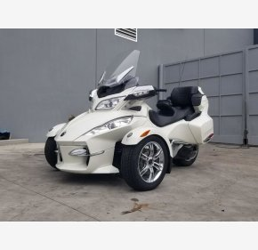 2012 Can-Am Spyder RT for sale 200720128