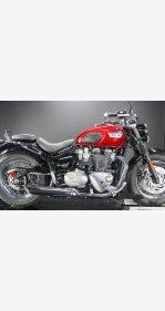 2018 Triumph Bonneville 1200 for sale 200720195
