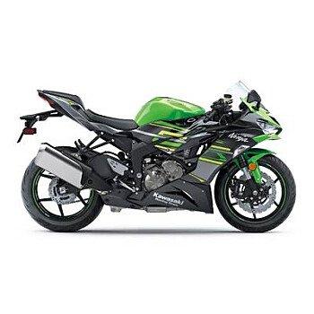 2019 Kawasaki Ninja ZX-6R for sale 200720317