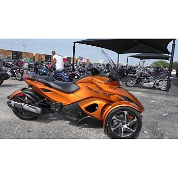 2014 Can-Am Spyder ST-S for sale 200720610
