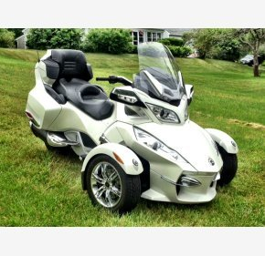 2012 Can-Am Spyder RT for sale 200720687