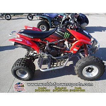 2007 Honda TRX450R for sale 200720763
