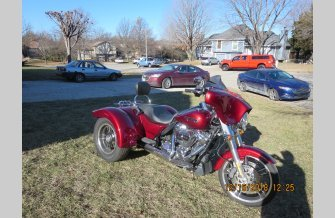 2017 Harley-Davidson Trike for sale 200720920