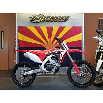 2019 Honda CRF250R for sale 200721086