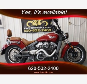 2016 Indian Scout ABS for sale 200721334