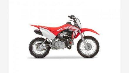 2019 Honda CRF110F for sale 200721796
