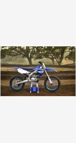 2019 Yamaha YZ250F for sale 200722248