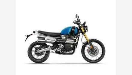 Triumph Scrambler Motorcycles For Sale Motorcycles On Autotrader