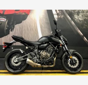 2019 Yamaha MT-07 for sale 200722889