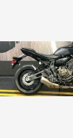 2019 Yamaha MT-07 for sale 200722890