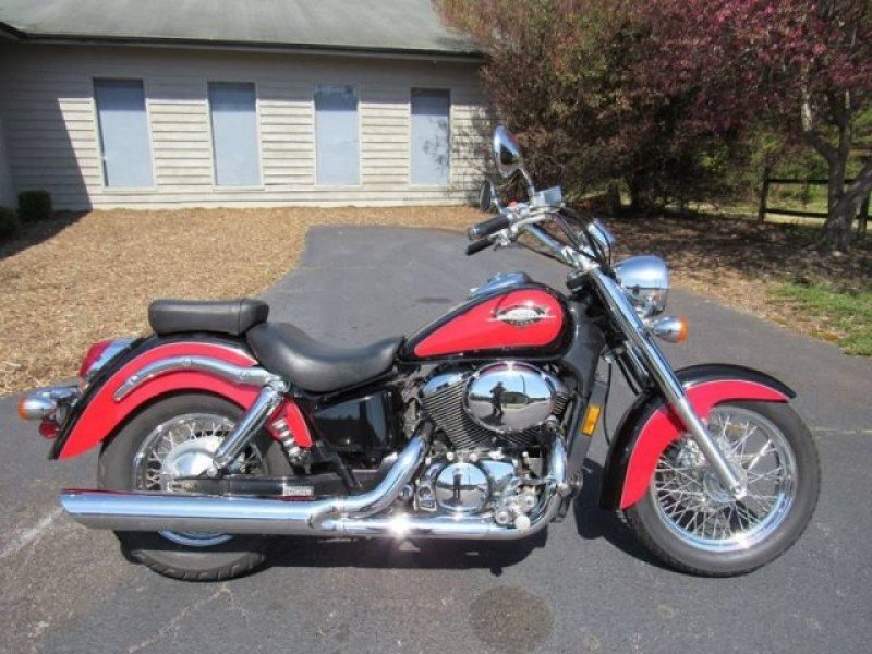 2000 Honda Shadow Motorcycles For Sale Motorcycles On Autotrader