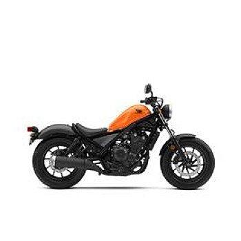 2019 Honda Rebel 500 for sale 200723158