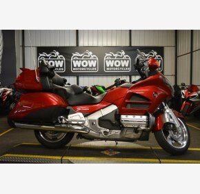 2016 Honda Gold Wing for sale 200723343