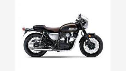2019 Kawasaki W800 for sale 200723528