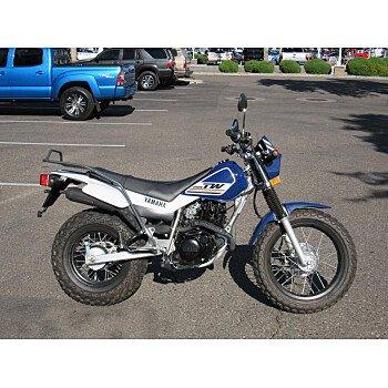 2017 Yamaha TW200 for sale 200723606