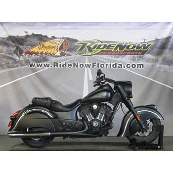 2016 Indian Chief Dark Horse for sale 200724010