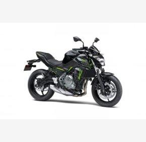 2019 Kawasaki Z650 for sale 200724109