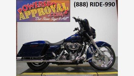 2007 Harley-Davidson Touring for sale 200724190