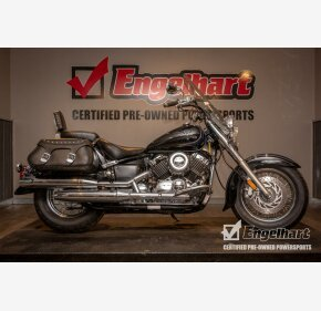 2007 Yamaha V Star 650 for sale 200724261