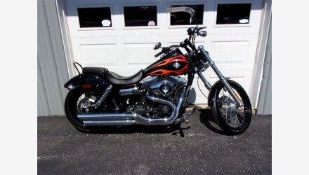 2013 Harley-Davidson Dyna for sale 200724936