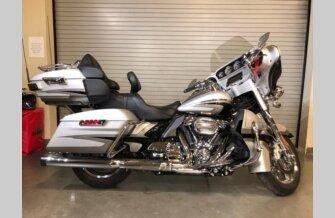 2017 Harley-Davidson CVO Limited for sale 200725105