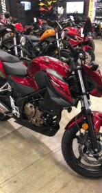 2018 Honda CB300F for sale 200725286