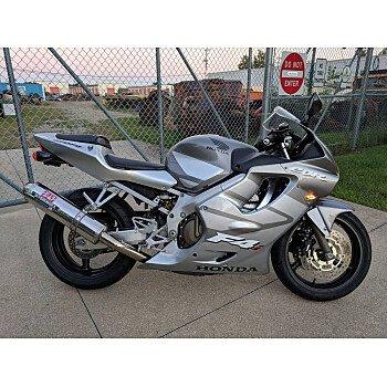 2005 Honda CBR600RR for sale 200725645
