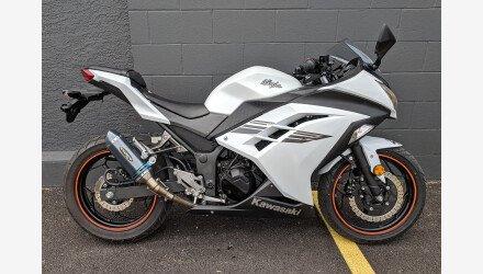 2017 Kawasaki Ninja 300 for sale 200725647