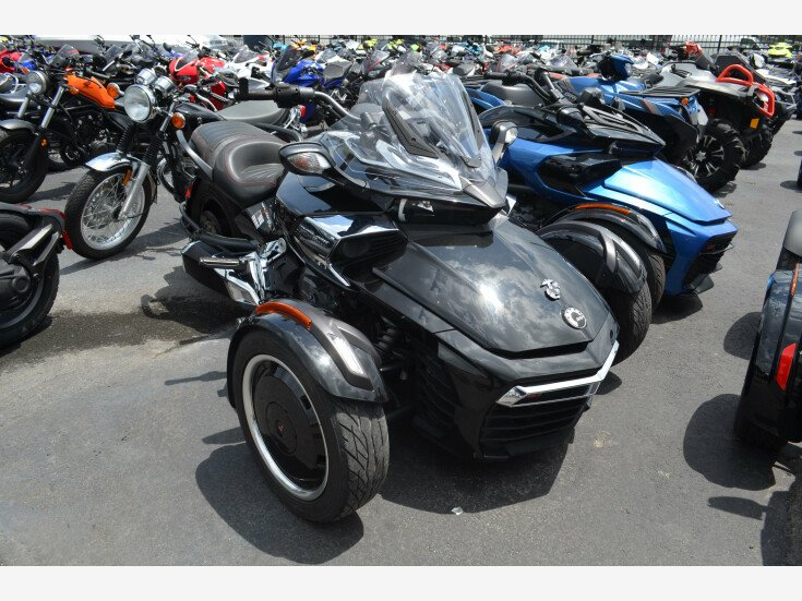 2015 Can Am Spyder F3 S For Sale Near Kissimmee Florida 34744